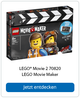 LEGO® Movie 2 70820 LEGO Movie Maker