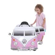 VW BUS Type 1 (T2), 6V, pink